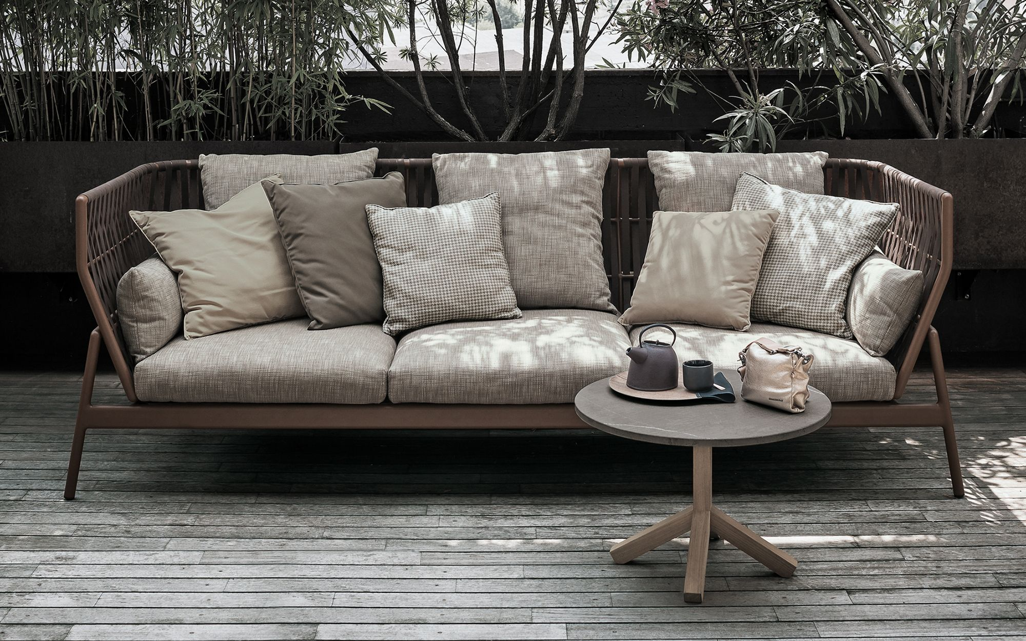 Outdoor at Pure Interiors