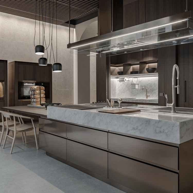 ARCLINEA KITCHENS | Tradition In Modernity. from Pure Interiors