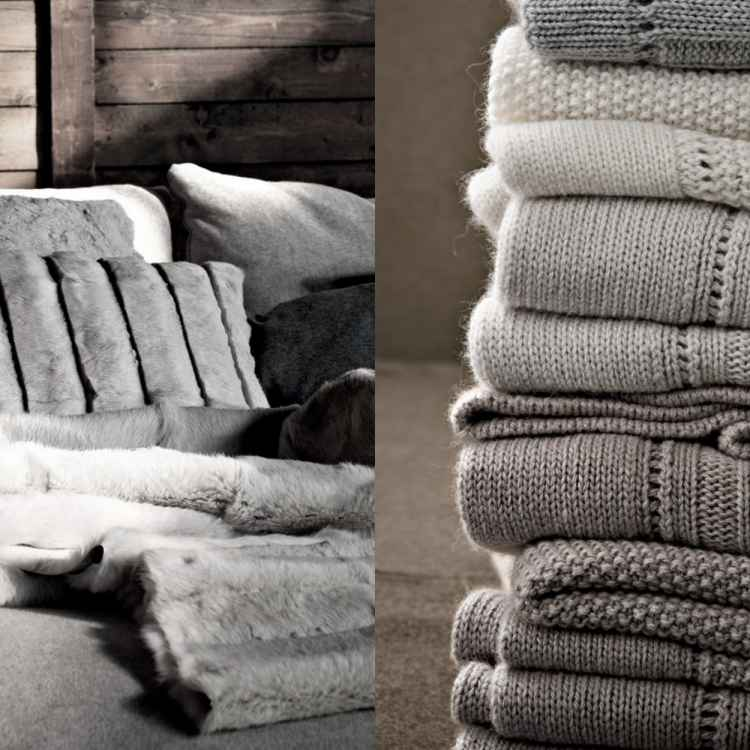 ​ WINTER WARMTH | Couture Textiles | Pure Interiors