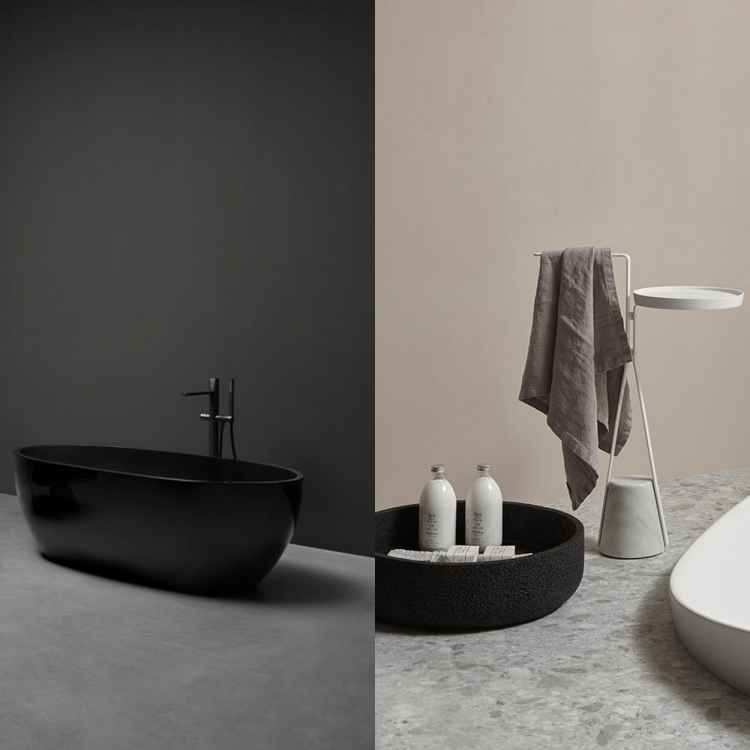 ANTONIO LUPI | Contemporary Italian Bathrooms from Pure Interiors