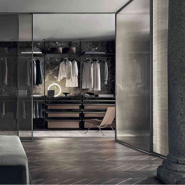 Zenit Wardrobe from Rimadesioat Pure Interiors