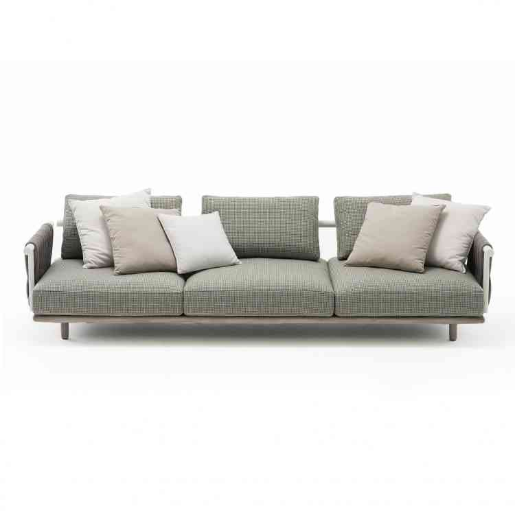 Eden Outdoor Sofa by RODA from Pure Interiors |