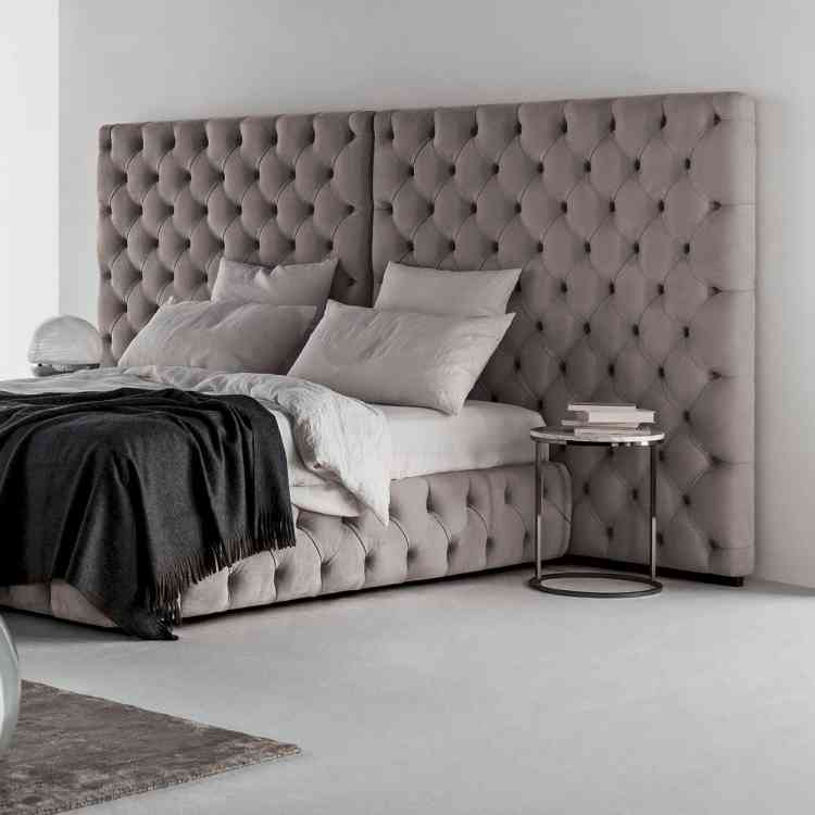 Tuyo Capitonne Bed from Meridianiat Pure Interiors