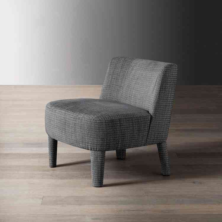 Isabelle Armchair from Meridianiat Pure Interiors