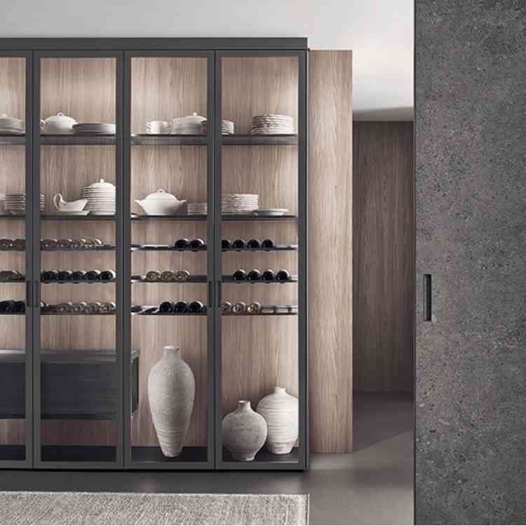 Cover Day Wall Unit from Rimadesioat Pure Interiors