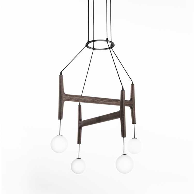 Astra Pendant Lamp from Poradaat Pure Interiors