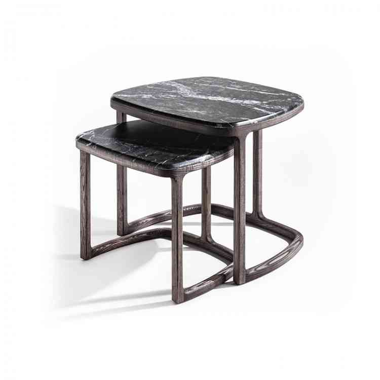 Antigone Side Table from Poradaat Pure Interiors