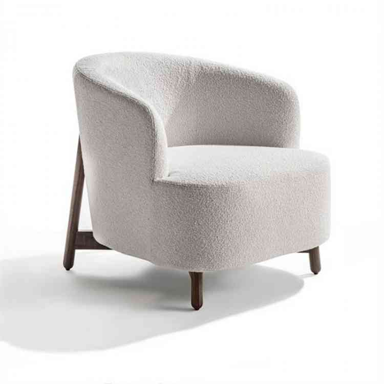 Copine Armchair from Poradaat Pure Interiors