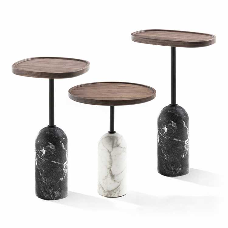 Ekero Side Table from Poradaat Pure Interiors