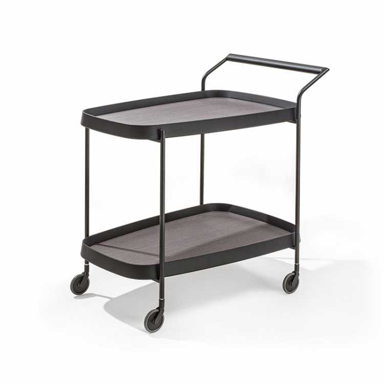 Jet Bar Cart from Poradaat Pure Interiors