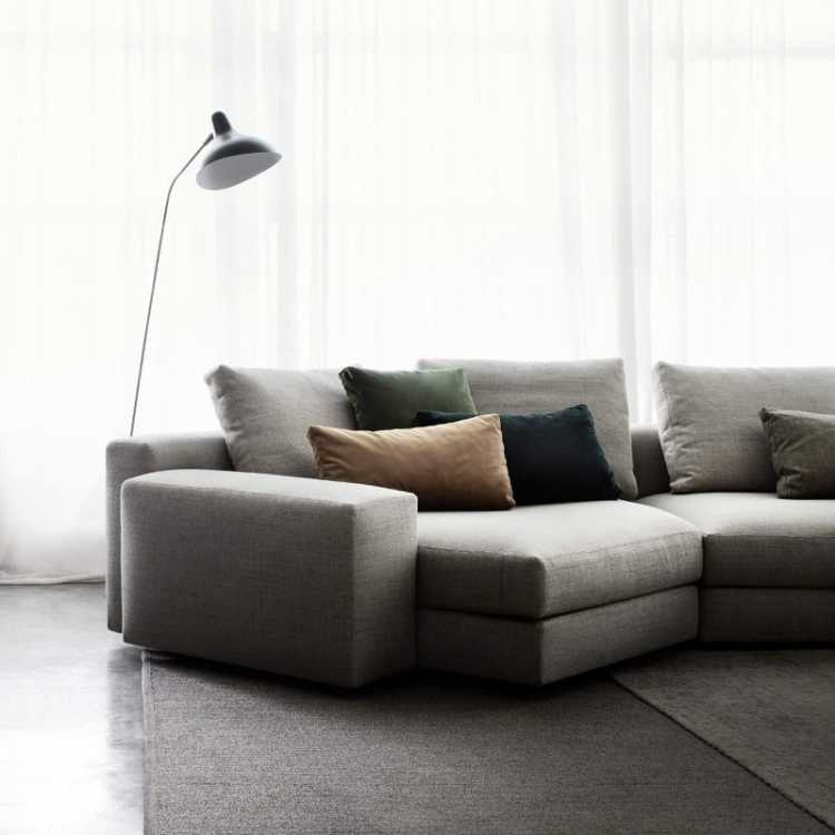 Venise Sofa from LEMA at Pure Interiors