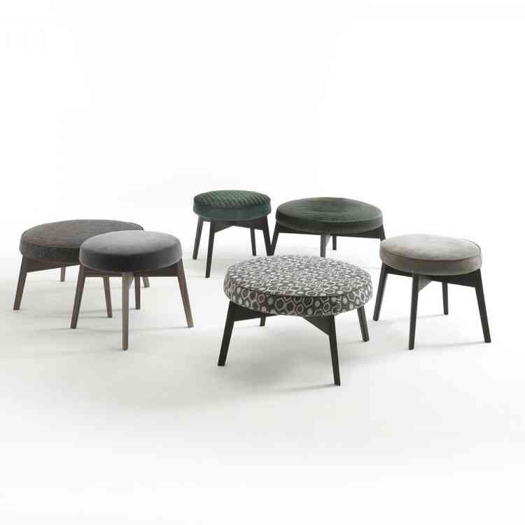 Cross Stool by Frigerio from Pure Interiors