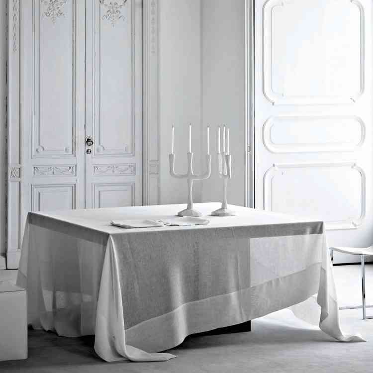 Table Linen by Ivano Redaelli from Pure Interiors |