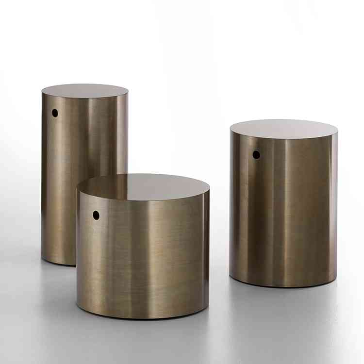 Thais Side Table by Ivano Redaelli from Pure Interiors