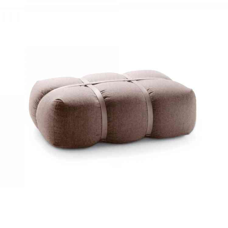 Harper Ottoman by Ivano Redaelli from Pure Interiors