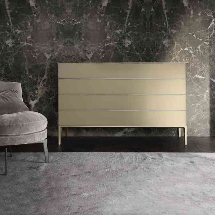 Self Up Night Storage by Rimadesio from Pure Interiors