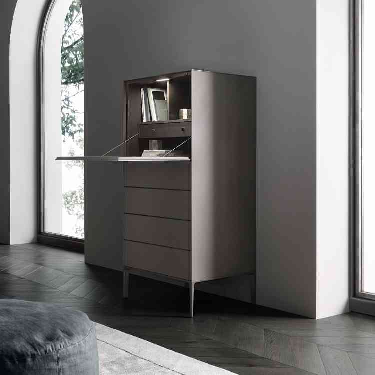 Self Up Writing Desk from Rimadesioat Pure Interiors