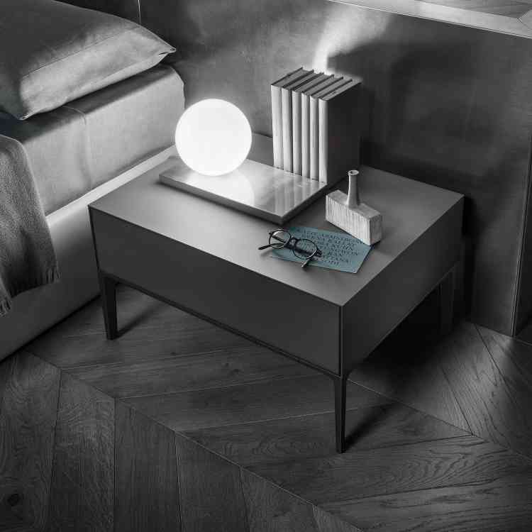 Self Up Bedside by Rimadesio from Pure Interiors