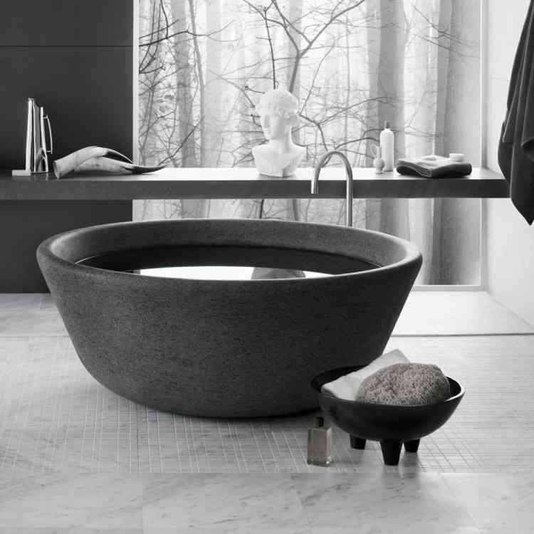Spa Bathtub by Neutra from Pure Interiors |