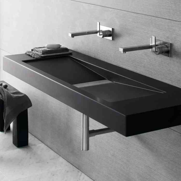 Fluid Wash-basin by Neutra from Pure Interiors
