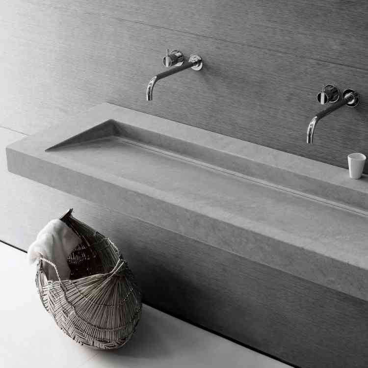 Slide Wash-basin by Neutra from Pure Interiors