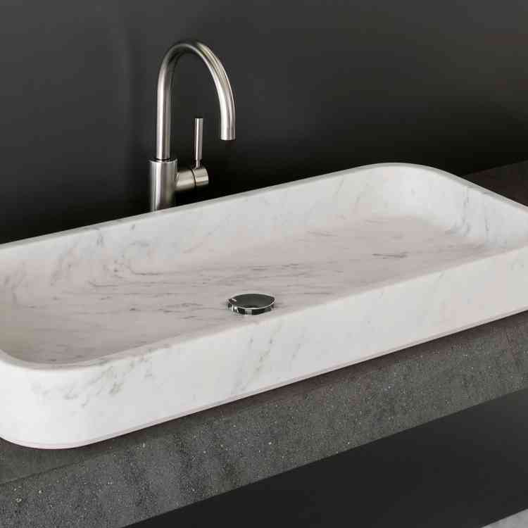 Nest Wash-basin by Neutra from Pure Interiors