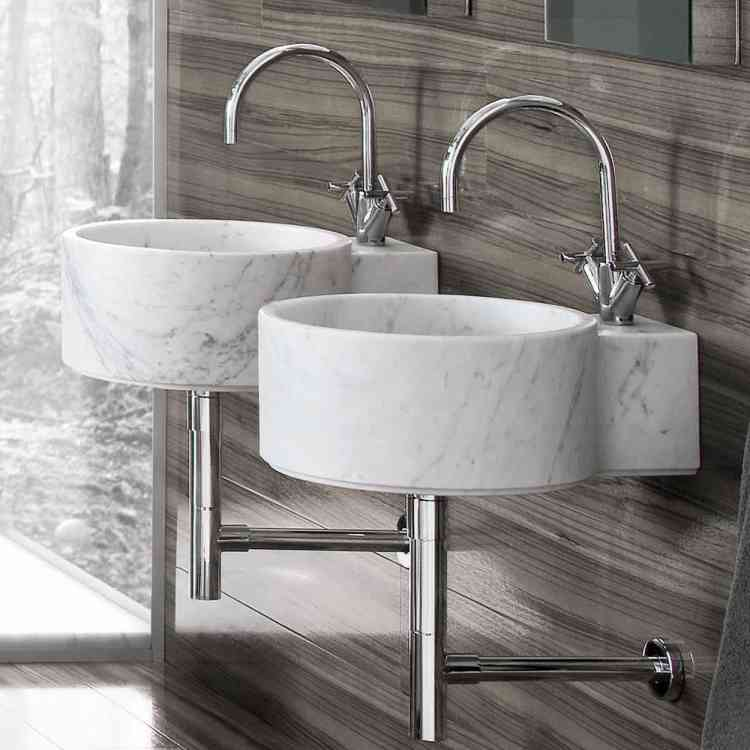 Ego Wash-basin by Neutra from Pure Interiors |
