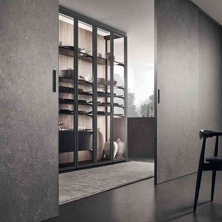 Graphis Plus Door from Rimadesioat Pure Interiors