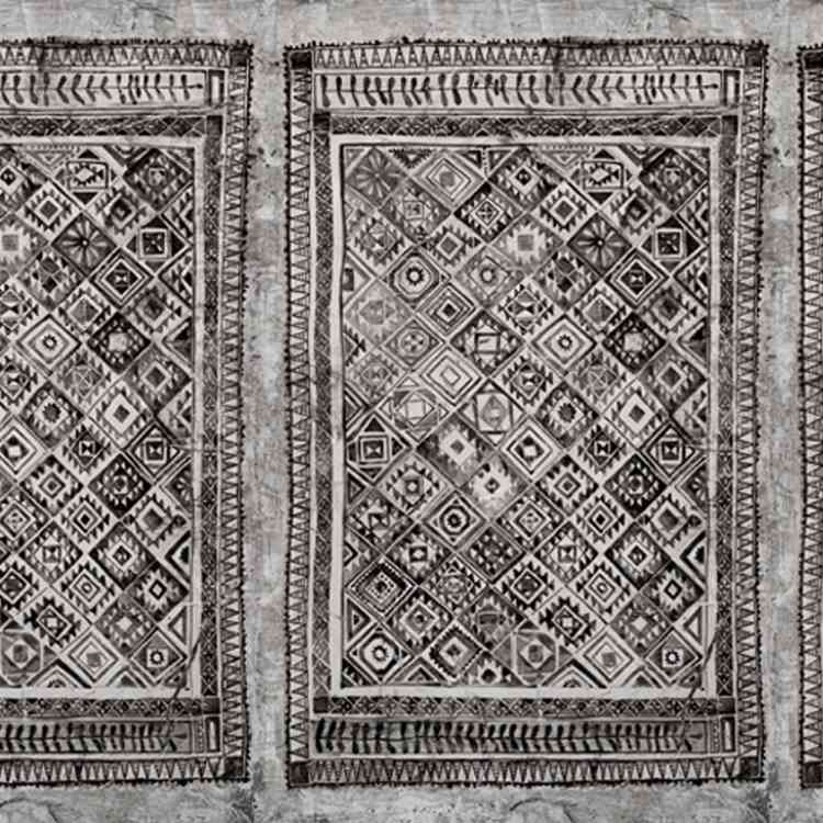 Kilim from Wall&decoat Pure Interiors
