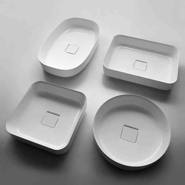 Bolo Wash-basin from Antonio Lupiat Pure Interiors