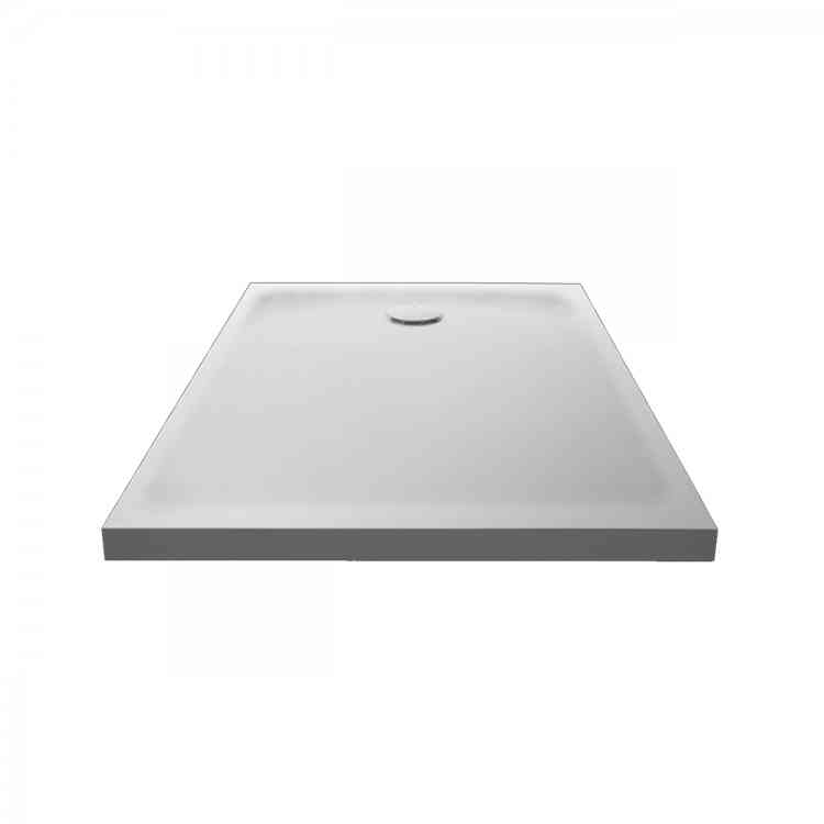 Zerolux Shower Tray by Antonio Lupi from Pure Interiors