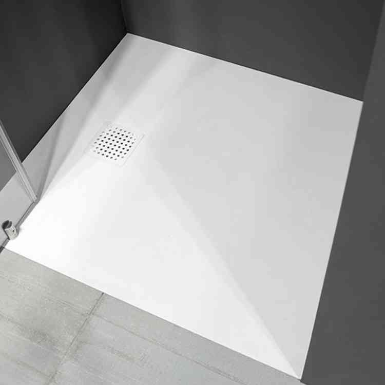 Zeromatt ML Shower Tray by Antonio Lupi from Pure Interiors