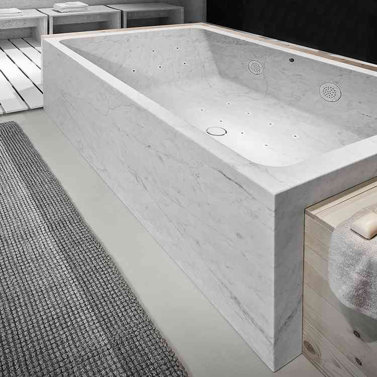 Hydrowell Bathtub by Neutra from Pure Interiors |