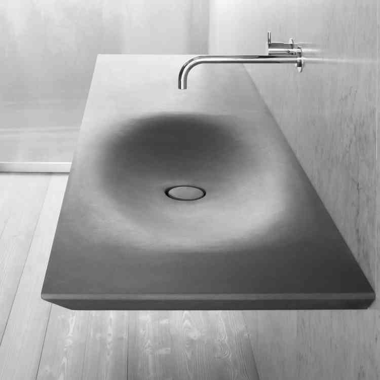 Neos Wash-basin by Neutra from Pure Interiors