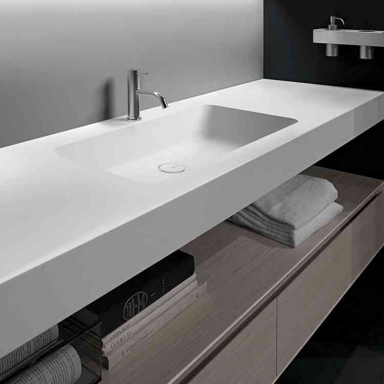 Arco Benchtop from Antonio Lupiat Pure Interiors