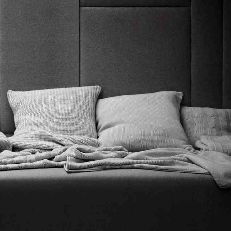 Cashmere Cushions by Ivano Redaelli from Pure Interiors