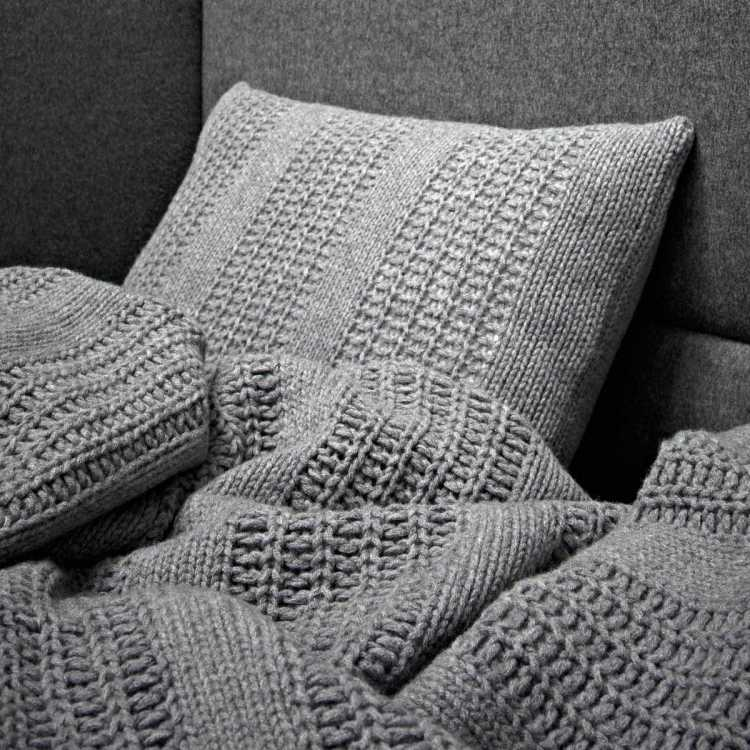 Wool Cushions from Ivano Redaelliat Pure Interiors