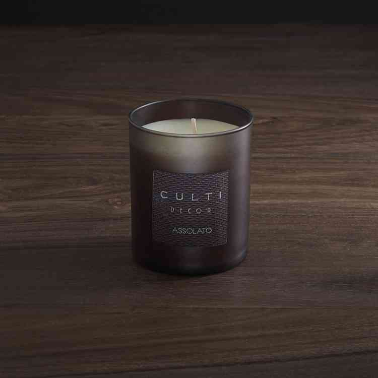 Decor Candle by Culti from Pure Interiors