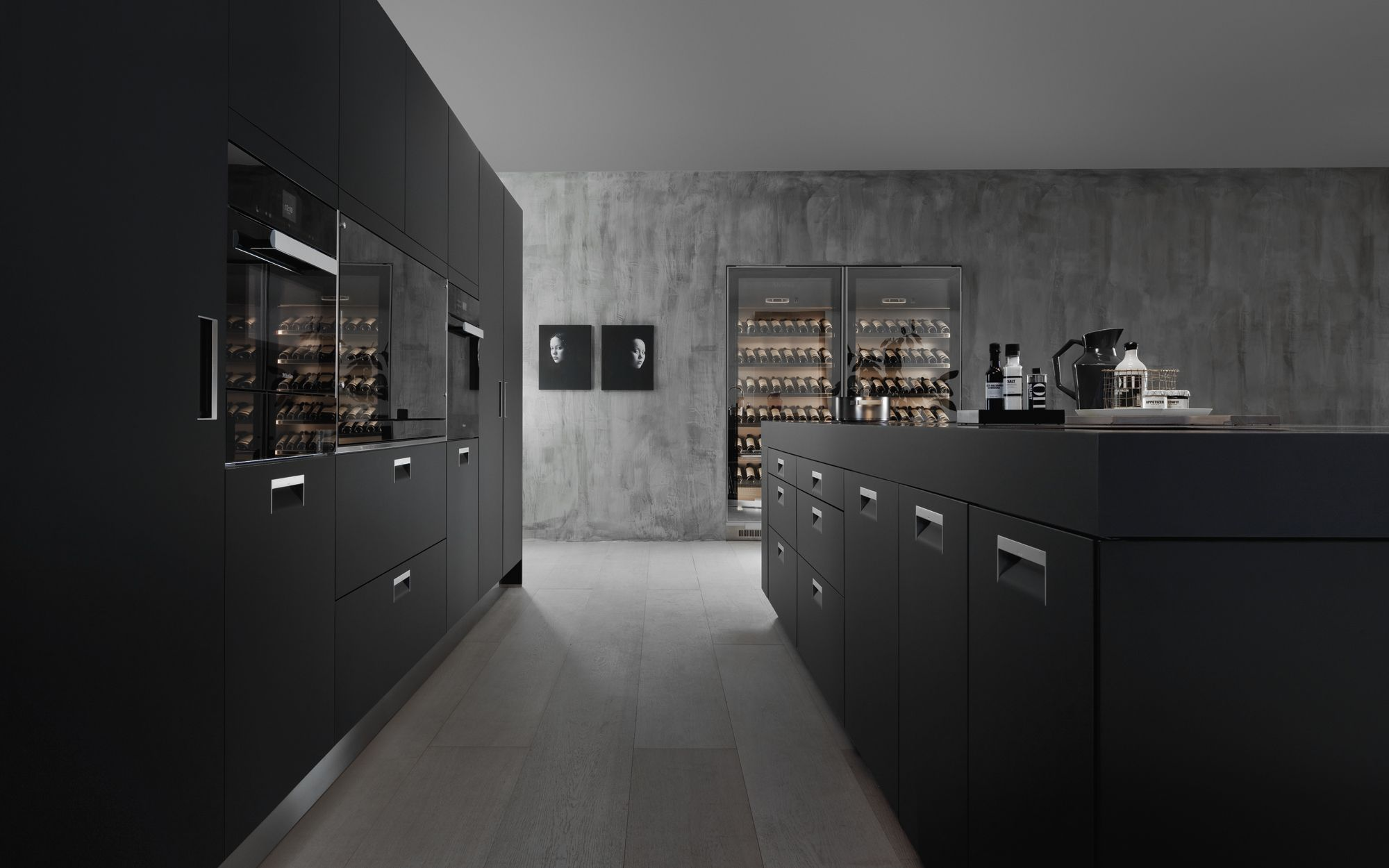 Kitchen at Pure Interiors
