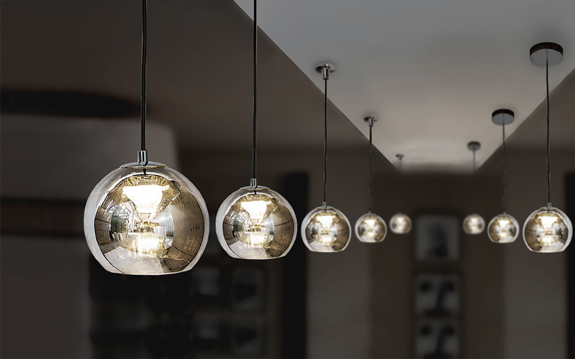 Lighting at Pure Interiors